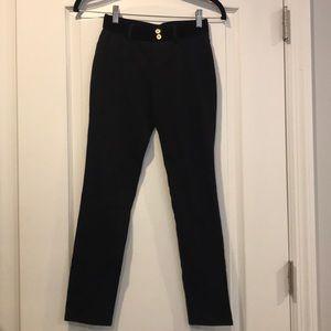Juicy Couture Girls black leggings size 12